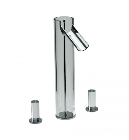 3-Hole High Neck Basin Mixer
