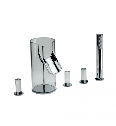 5-Hole Bath & Shower Mixer