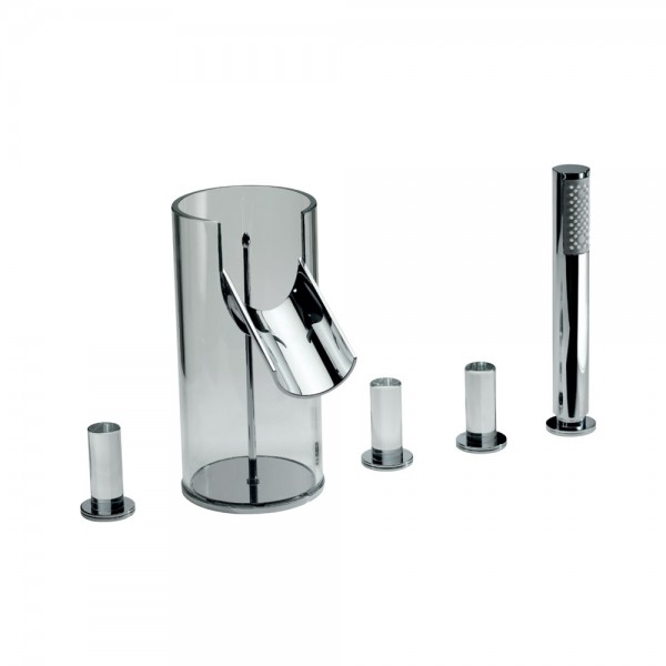 5-Hole Bath & Shower Mixer