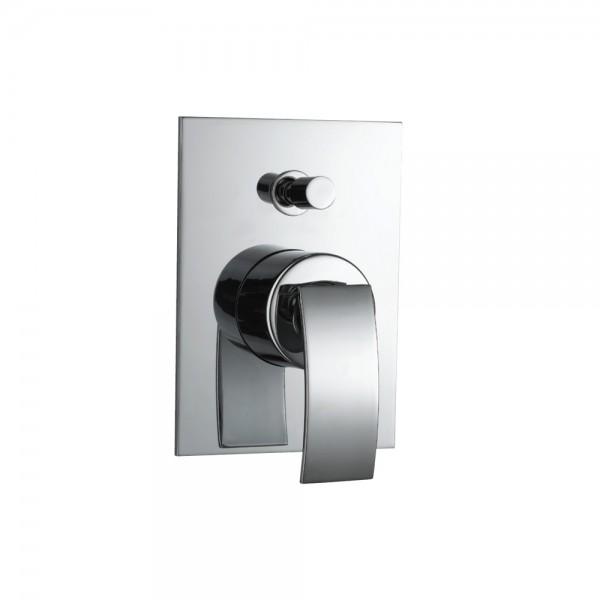 Single Lever Hi Flow In-wall Diverter