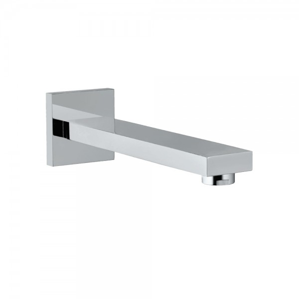Angelo Bath Spout with Wall Flange