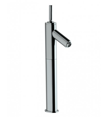 Joystick High Neck Basin Tap