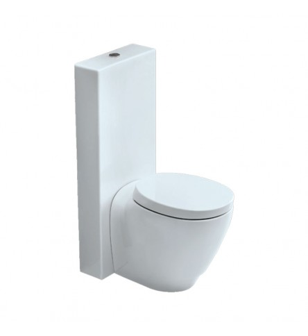 Bowl for Coupled WC