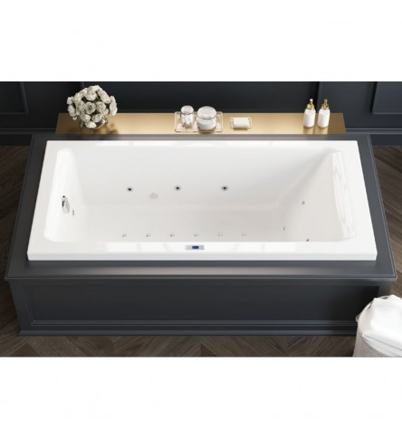 Built-In Bathtub